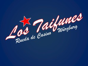 Los Taifunes Logo - Salsa - Rueda de Casino - Würzburg